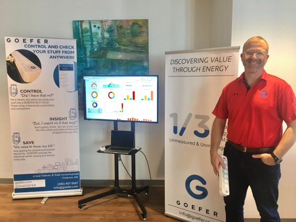 GOEFER Launches Energy Saving Technology Pilot Program at ROOT